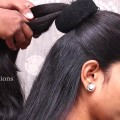 Easy-wedding-Guest-hairstyle-in-sarees-hairstyles-for-medium-Long-Hair-Hair-style-girl
