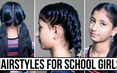 Everyday-Hairstyles-For-School-Girls-Easy-Quick-Hairstyles-for-girls-Ladies-One