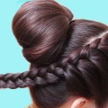 Latest-Beautiful-hairstyle-for-Long-Hair-girls-Bun-hairstyles-for-Partywedding-hair-style-girl