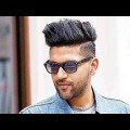 Mens-hairstyle-biggest-popular-star-like-Guru-Randhawa-millind-Gaba