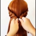 New-Hairstyle-2-Easy-Hairstyle-for-Medium-and-Long-hair-DIY-hairstyle-at-Home-Beauty-By-Khushi