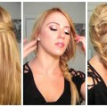 New-Hairstyle-for-Girls-Long-Hair-Quick-and-easy-Hairstyles-Women-Fashion-Tips
