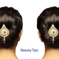 Party-Khopa-Flower-Bun-Hairstyle-for-Girls-Easy-Hairstyle-for-Long-Hair-Hairstyles-Tutorial