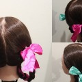 School-Time-Long-Hair-Double-Folded-With-Twin-Ribbon-Plait-school-hairstyle-for-girls-school-hair-1