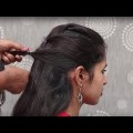 Simple-Easy-Hairstyles-for-Your-Daily-Look-using-rubberbands-everyday-hairstyle-longmedium-hair.-1