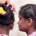 Stylish-Braided-Bun-Hairstyle-For-Long-Hair-Hairstyle-For-Girls-Hairstyles-2018-1