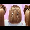 TOP-26-Amazing-Hairstyles-Tutorials-Compilation-Easy-Hair-Style-for-Long-Hair-2018-EP12