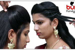 Top-Stylish-Hairstyles-For-Sarees-Every-Woman-Should-Try-Bun-Hairstyles