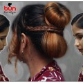 Trendy-Bun-Hairstyles-of-2018-Lovely-Bun-Hairstyles-For-Long-Hair-Bun-Hairstyles