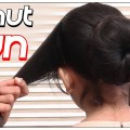 Unique-hairstyles-for-Long-Hair-Girls-Hair-style-girl-Donut-Bun-Hairstyles
