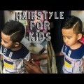 hairstyle-for-kids-Amazing-Kids-Boys-Haircut-2018-2019