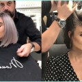 12-Stunning-Short-Haircut-And-Color-Transformation-For-Girls-Professional-Haircut-compilation