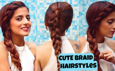2-Everyday-CUTE-Braid-Hairstyles-For-Medium-To-Long-Hair-Quick-Easy-Knot-Me-Pretty