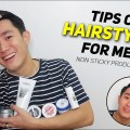 2018-HAIR-STYLING-for-MEN-Tips-Techniques