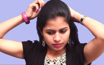 3-Self-Hairstyles-for-Medium-Hair-DIY-Hairstyles-for-Long-Hair-Easy-Hairstyle-for-girls
