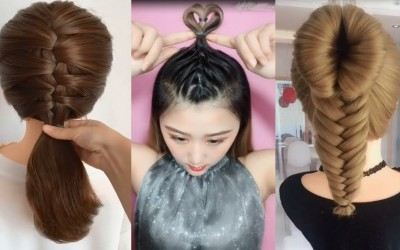 30-EASY-HEATLESS-HAIRSTYLES-Top-30-Amazing-Hair-for-Long-Hair-Best-hairstyles-for-girls-1