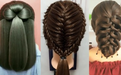 30-EASY-HEATLESS-HAIRSTYLES-Top-30-Amazing-Hair-for-Long-Hair-Best-hairstyles-for-girls