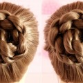 3D-Braid-Messy-Bun-Hairstyle-Messy-Bun-Hairstyle-for-Long-Hair-Bun-Hairstyle-for-Girls