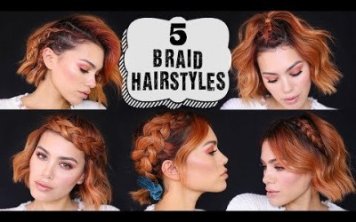 5-Favourite-BRAIDED-Hairstyles-for-SHORT-HAIR