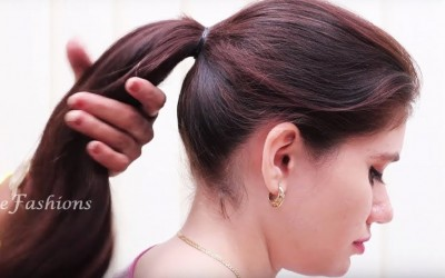 Beautiful-Unique-Hairstyle-for-Long-Hair-Hairstyle-For-partywedding-Everyday-Hairstyles
