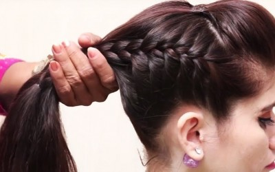 Beautiful-Unique-Hairstyle-for-partyFunction-Easy-Hairstyles-for-long-Hair-Hairstyle-updo