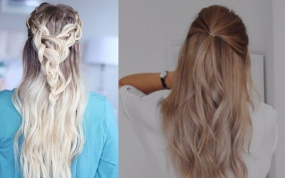 Beautiful-hairstyle-for-Long-Hair-Hairstyle-video-tutorial-Everyday-hairstyles-Part-1