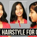 Best-Easy-Loose-Hairstyle-for-Girls-Free-Hairstyle-Everyday-Step-By-Step-Tutorial-2018