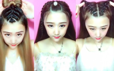 Best-Hairstyle-Transformations-Tutorial-For-Girls-TOP-50-Beautiful-Hairstyles-For-Girl-Hair-Cute