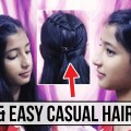 EASY-AND-QUICK-HAIRSTYLES-Quick-Easy-Casual-Hairstyle-For-School-College-Work-Ladies-One