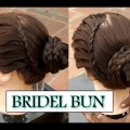 Easy-Bridal-Bun-Hairstyles-For-Long-Hairs-Step-by-Step-Bun-Hairstyle-Tutorial