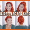 Easy-HEATLESS-Hairstyles-for-Short-Hair-JaaackJack