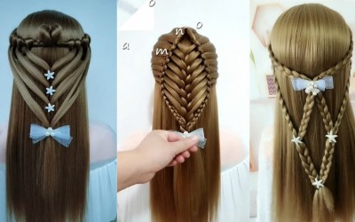 Easy-Hair-Style-for-Long-Hair-15-Amazing-Hairstyles-Tutorials-Compilation-2018-153