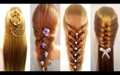Easy-Hair-Style-for-Long-Hair-2019-TOP-25-Amazing-Hairstyles-Tutorials