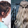 Easy-Hair-Style-for-Long-Hair-Amazing-Hairstyles-Tutorials-Compilation-2018-Part-8