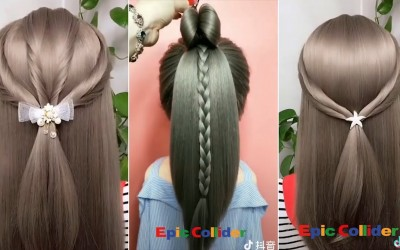 Easy-Hair-Style-for-Long-Hair-Beautiful-Hairstyles-for-School