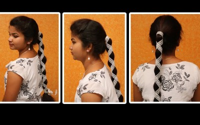 Easy-Hair-Style-for-Long-Hair-Ladies-Hair-Style-Videos-2018-She-Fashions-She-Styles