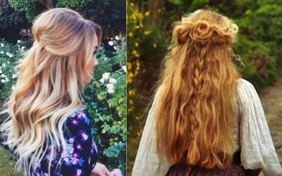 Easy-Hair-Style-for-Long-Hair-TOP-8-Amazing-Hairstyles-Tutorials-Compilation