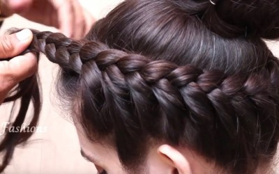 Easy-and-Different-hairstyles-for-short-hair-Hair-style-girls-Hairstyles-tutorials-2018