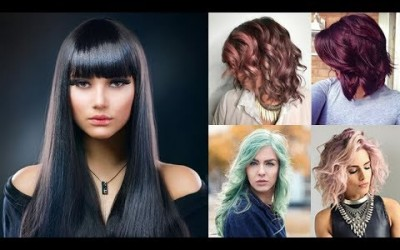 Hair-color-2019-Trendy-hairstyles-and-haircuts-for-women