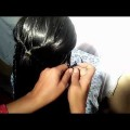 Hairstyle-For-Everyday-Use-Easy-Beautiful-Hairstyle-Hair-Style-Girl-Women-Fashion-Tips