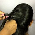 How-to-Do-Side-Braided-hairstyle-2018-Easy-Bridal-Hairstyle-for-long-hair-PMB-TV