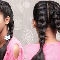 How-to-Double-Braid-School-Hairstyle-For-medium-Long-Hair-Everyday-School-Hairstyle