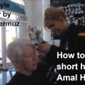 How-to-style-short-hair-by-1-Amal-HermuzHairstyles-for-Short-Hairpixie-cut-hairstyles