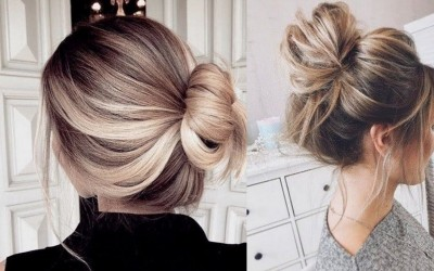 Latest-Beautiful-hairstyle-for-Long-Hair-girls-Bun-hairstyles-for-Girls-7
