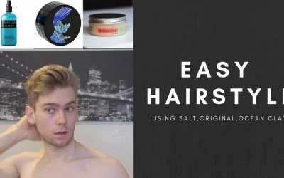 Mens-Hairstyle-Tutorial-Using-ONLY-Youtuber-Hair-Products