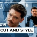 My-New-Haircut-and-Style-For-2019-Mens-Hair-Tutorial