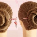 New-Twisted-Juda-Hairstyle-with-bun-stick-Twisted-Juda-Hairstyle-for-Long-Hairs-Bun-stick-Juda