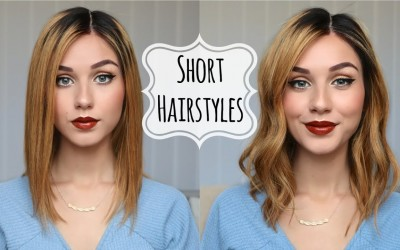 STYLING-MY-SHORT-HAIR-4-hairstyles-for-short-hair