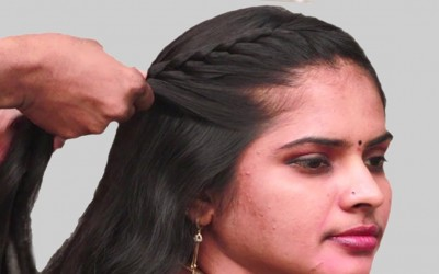 Simple-and-Easy-beautiful-hairstyle-for-Long-Hair-Hairstyle-video-tutorial-Everyday-hairstyles