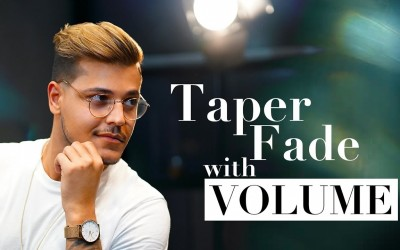 Taper-Fade-with-VOLUME.-Mens-hairstyle-inspiration-2018